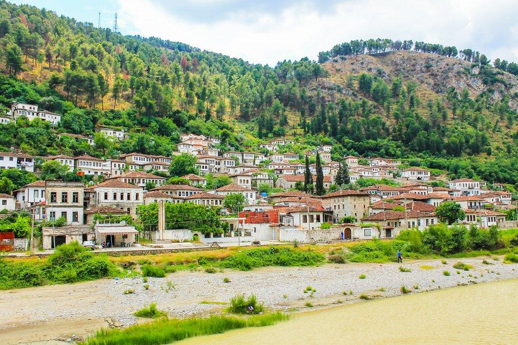 Riverside Town of Berat