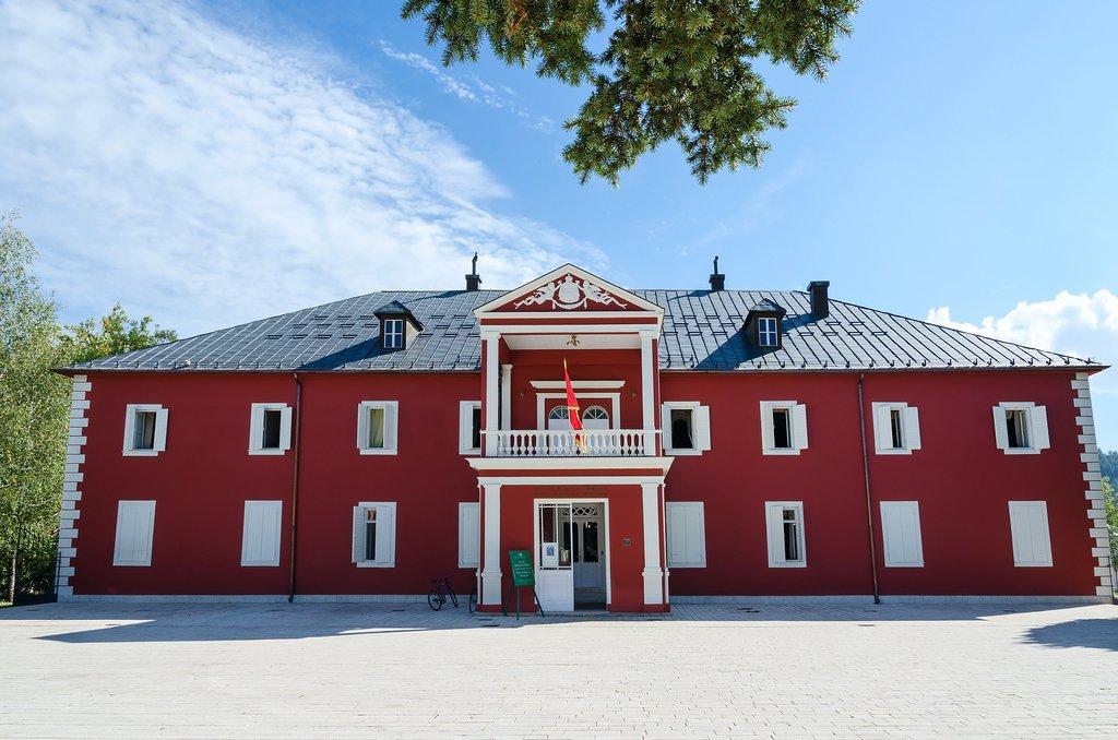 Cetinje's King Nikola Museum