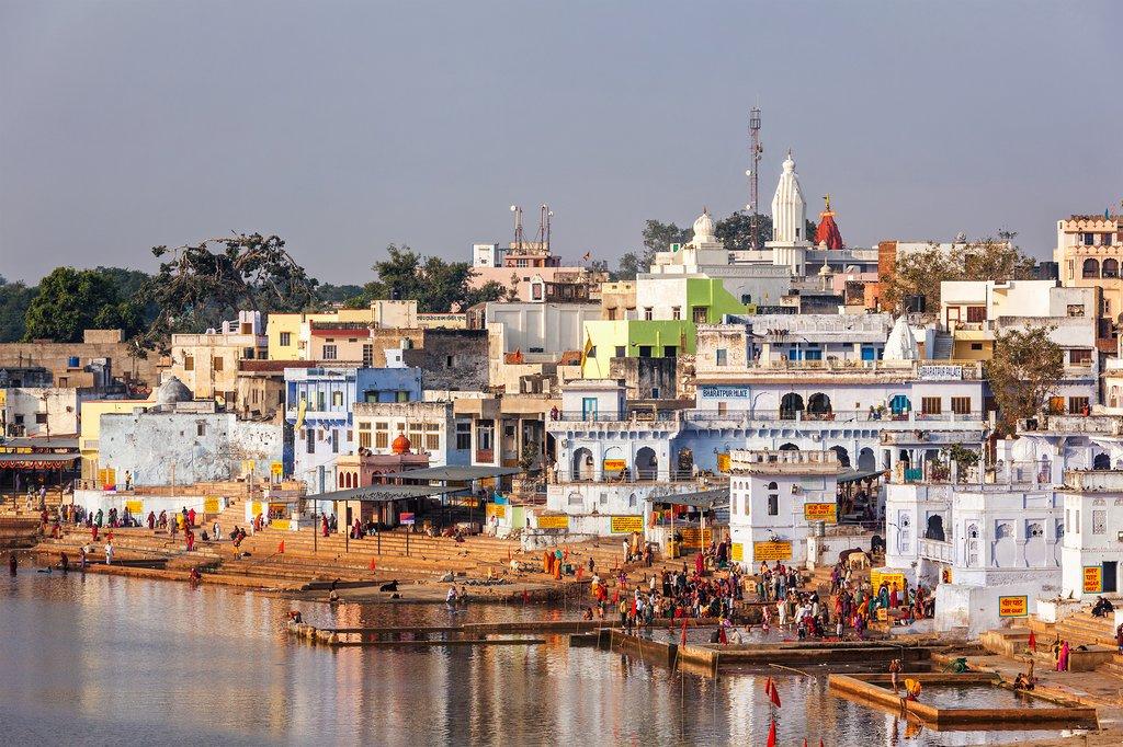 Pushkar Ghat -