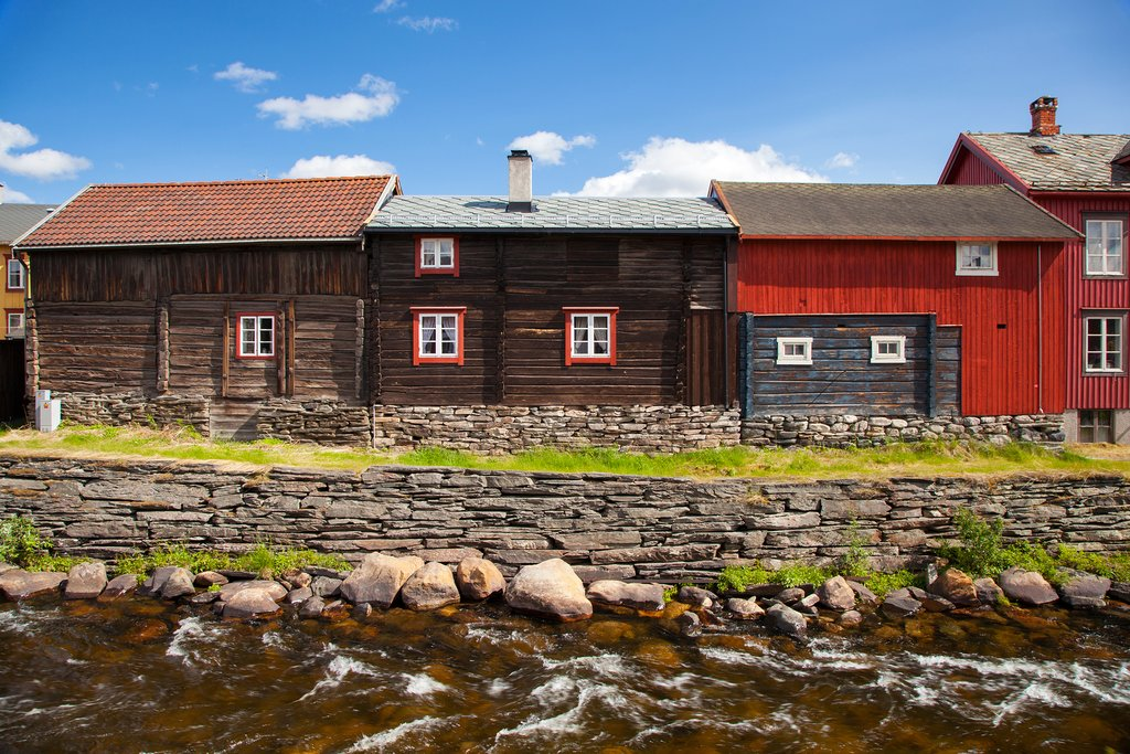 How to Get from Oslo to Røros