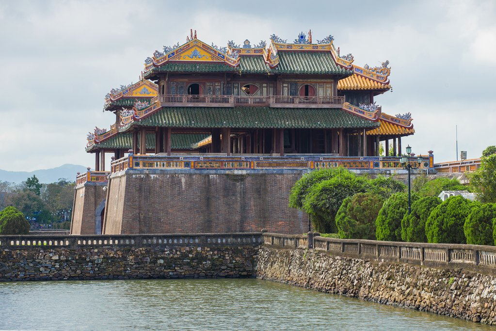 The Imperial City of Huế