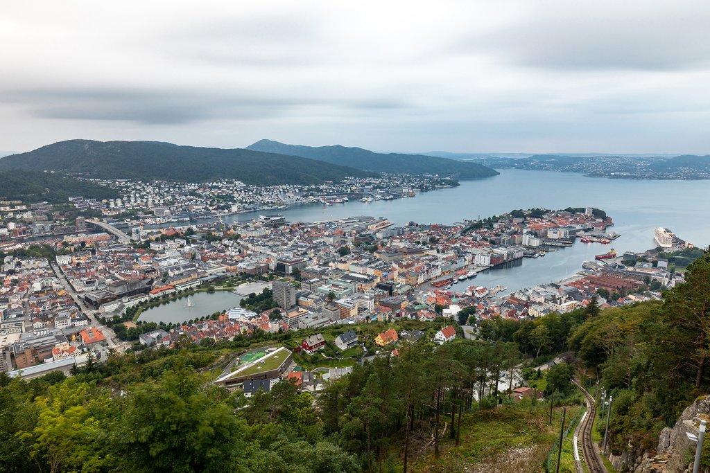 Farewell, Bergen!