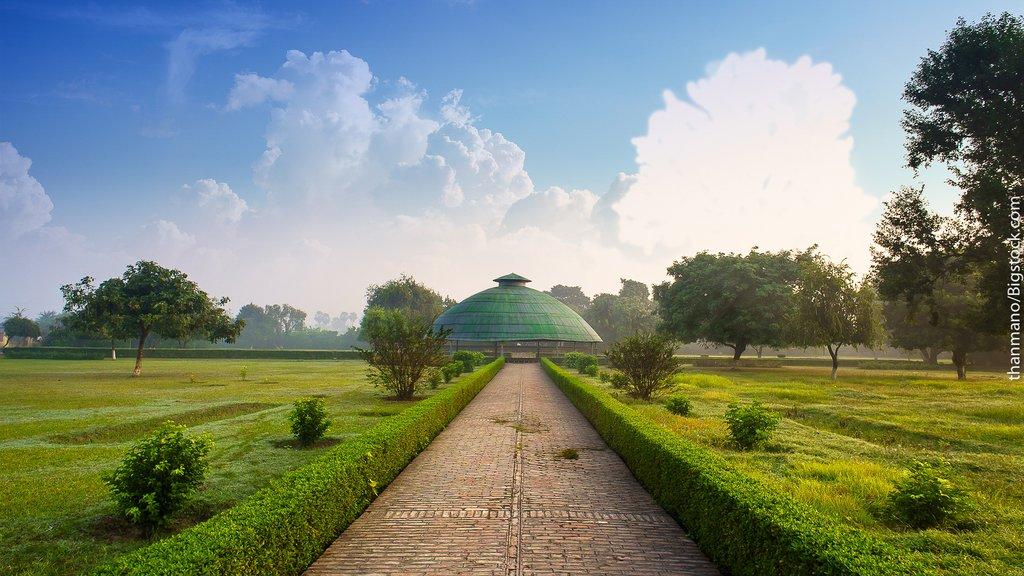 Stupa in Vaishali