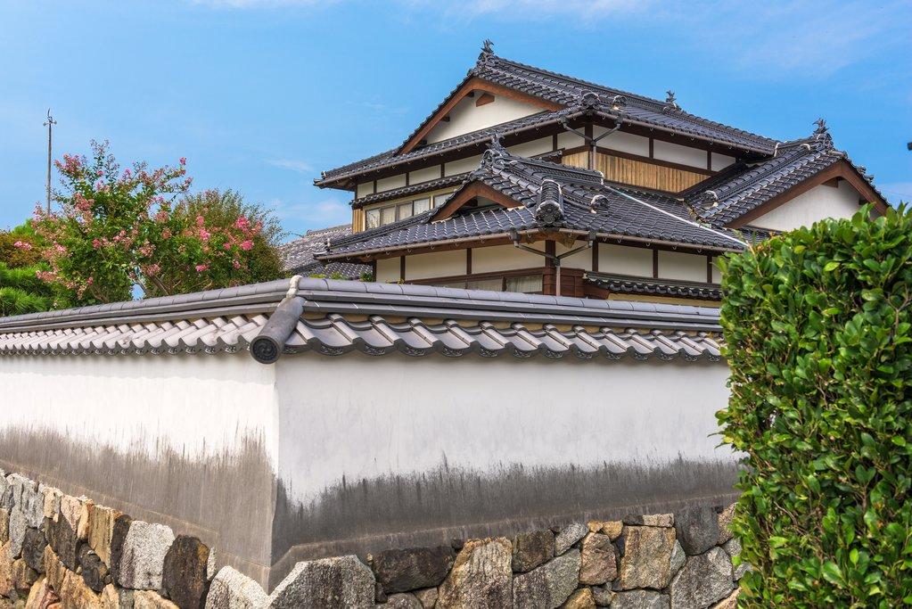 Hagi Castle, Japan