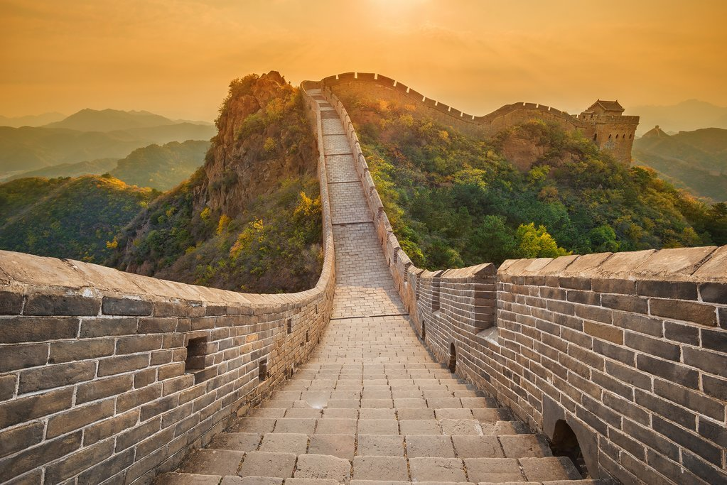 How to Get from Hong Kong to Great Wall of China