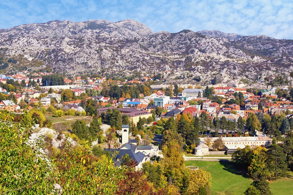 The Old Royal Capital of Cetinje