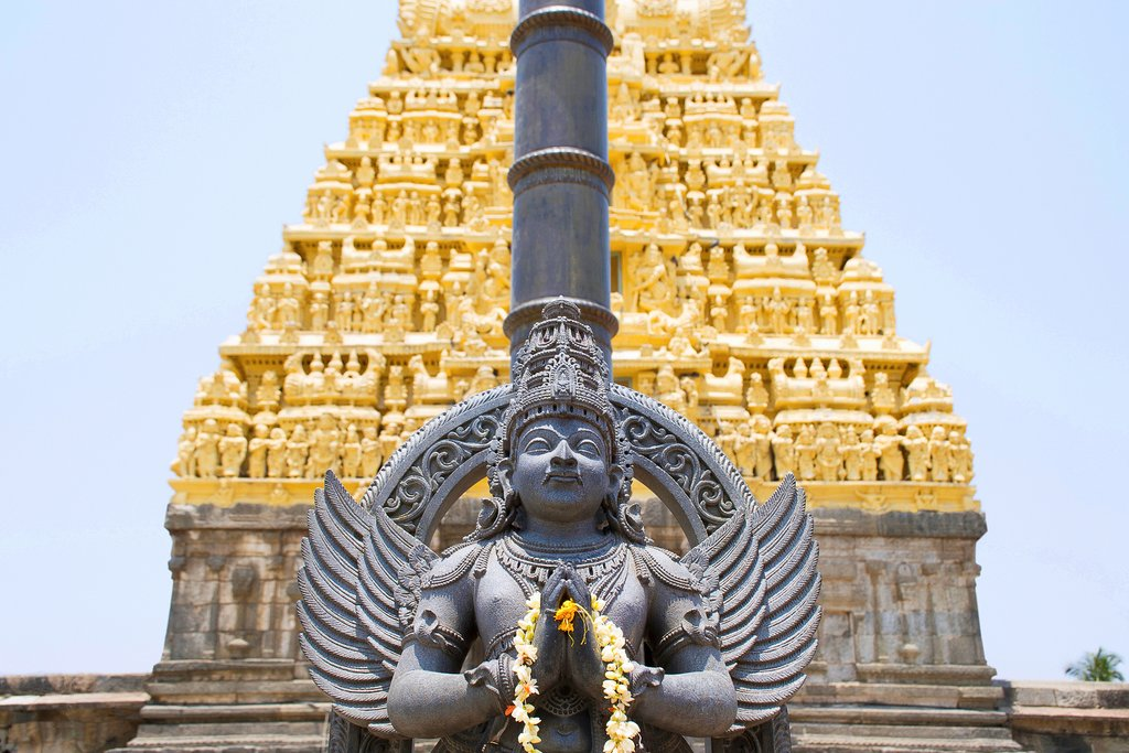 The Chennakesava Temple in Belur