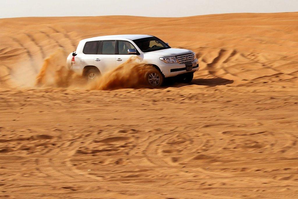 4x4 Desert Safari, Egypt