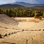 Mycenae and Epidaurus Tour on the Peloponnese