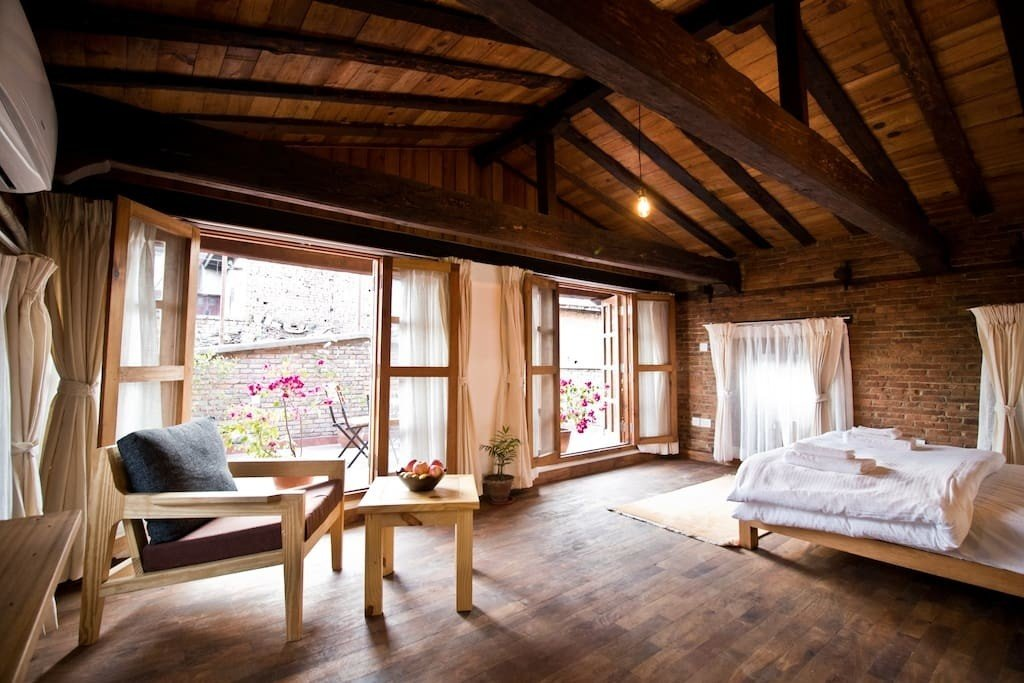 Imperial Duplex in Historic Patan