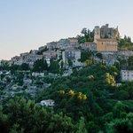 Eze hill top village
