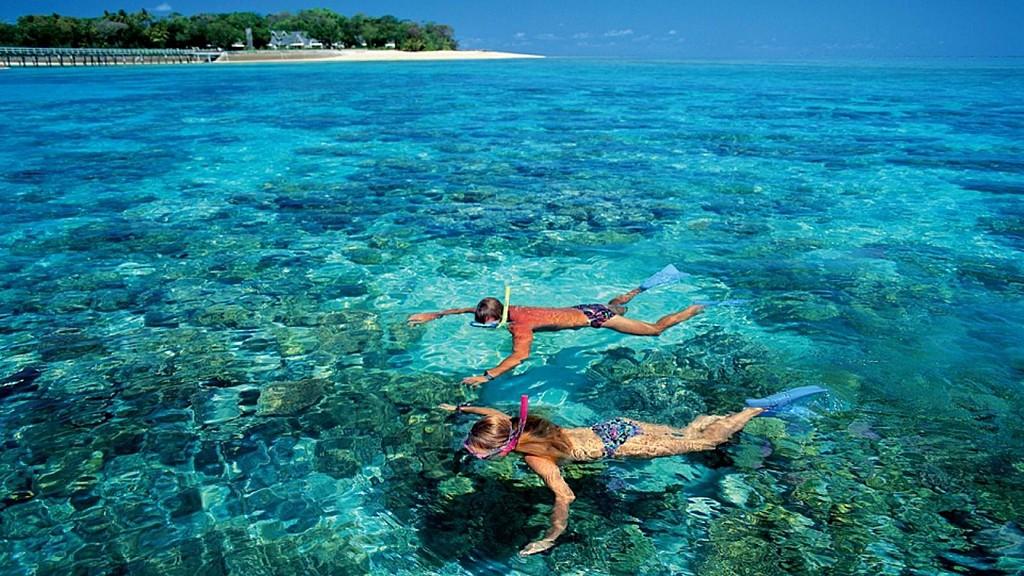 Snorkeling on Phu Quoc Island
