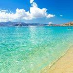 Agios Prokopios Beach, #10 in the world!