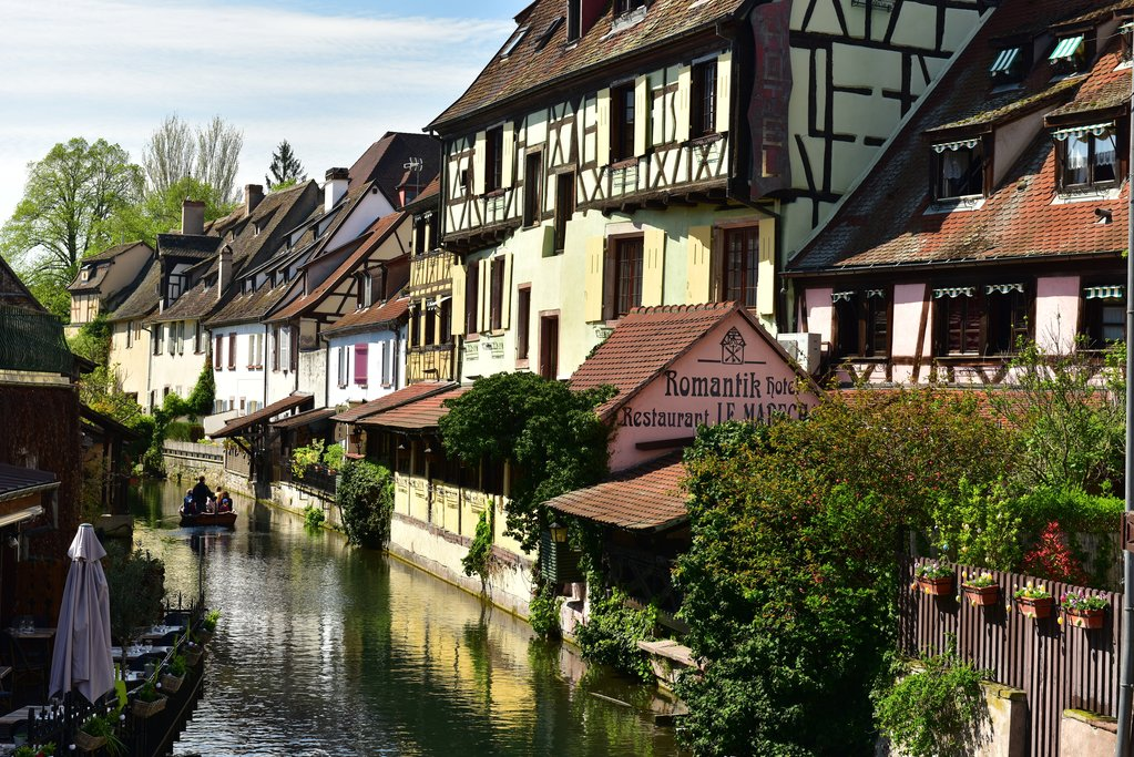 Canal in Colmar
