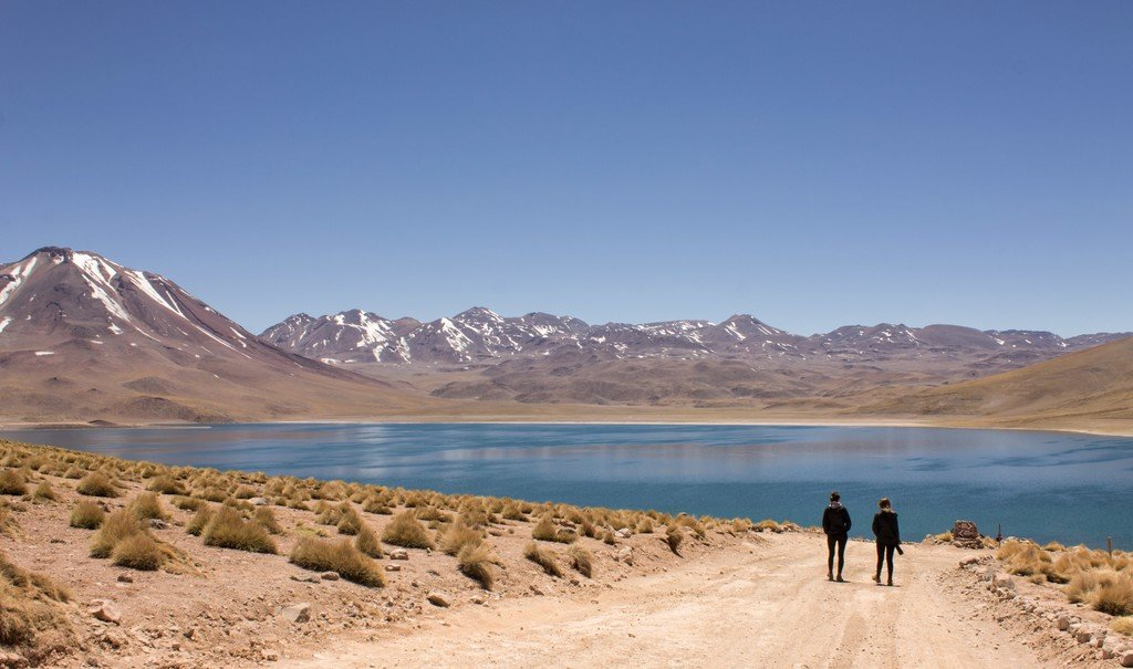 The Chilean Altiplano