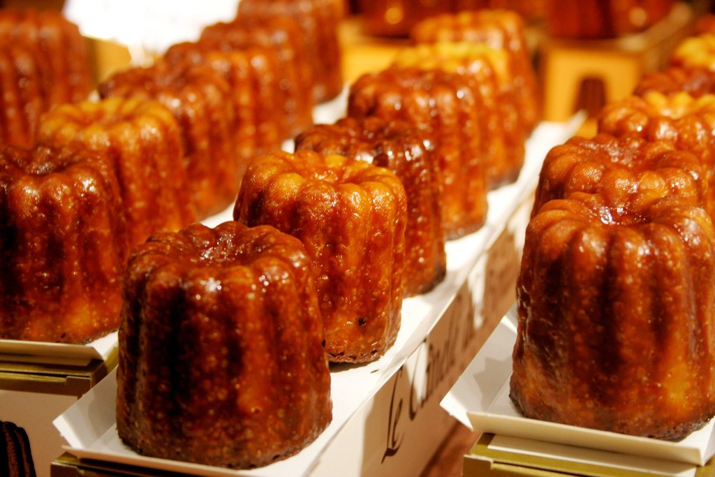 Canelé of Bordeaux