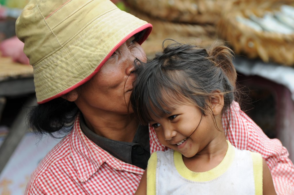 Cambodia is renowned for its friendly, welcoming people