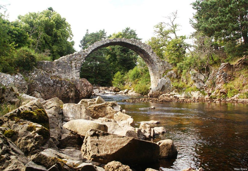 Carr Bridge