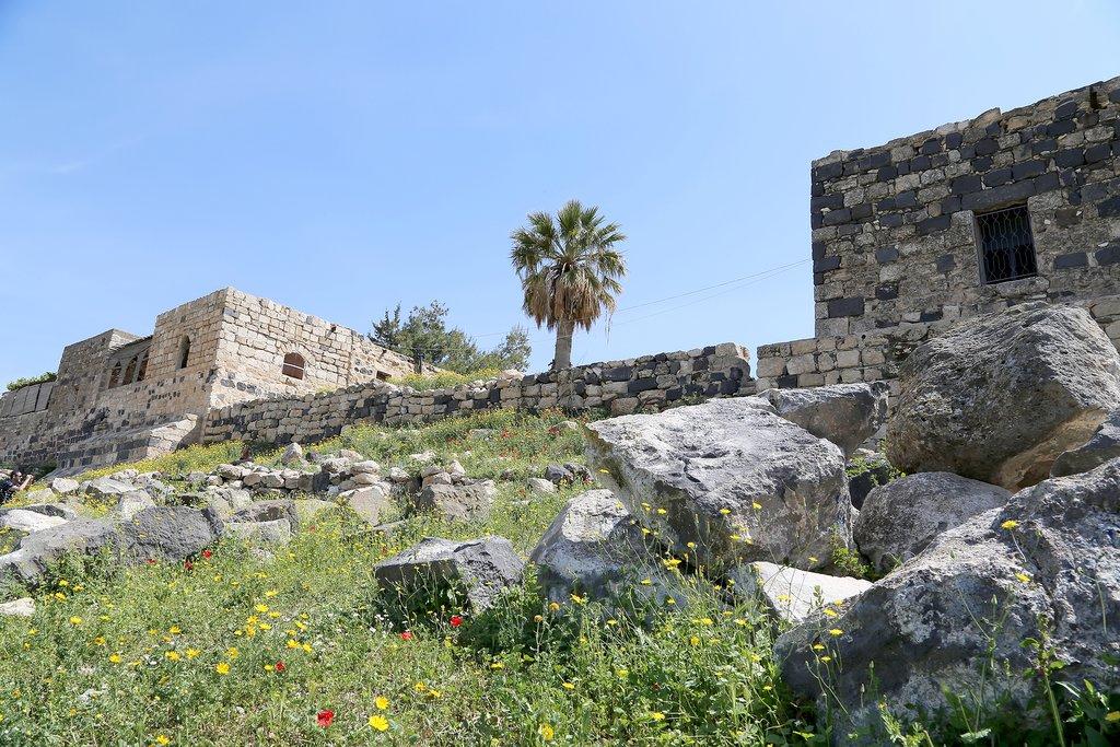 Umm Qais ruins, Jordan