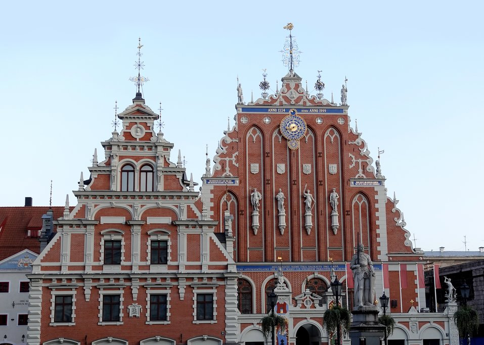 House of the Black Heads, Riga