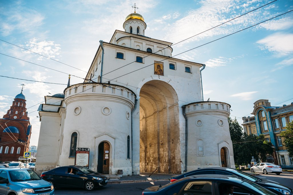 The Golden Gate of Vladimir