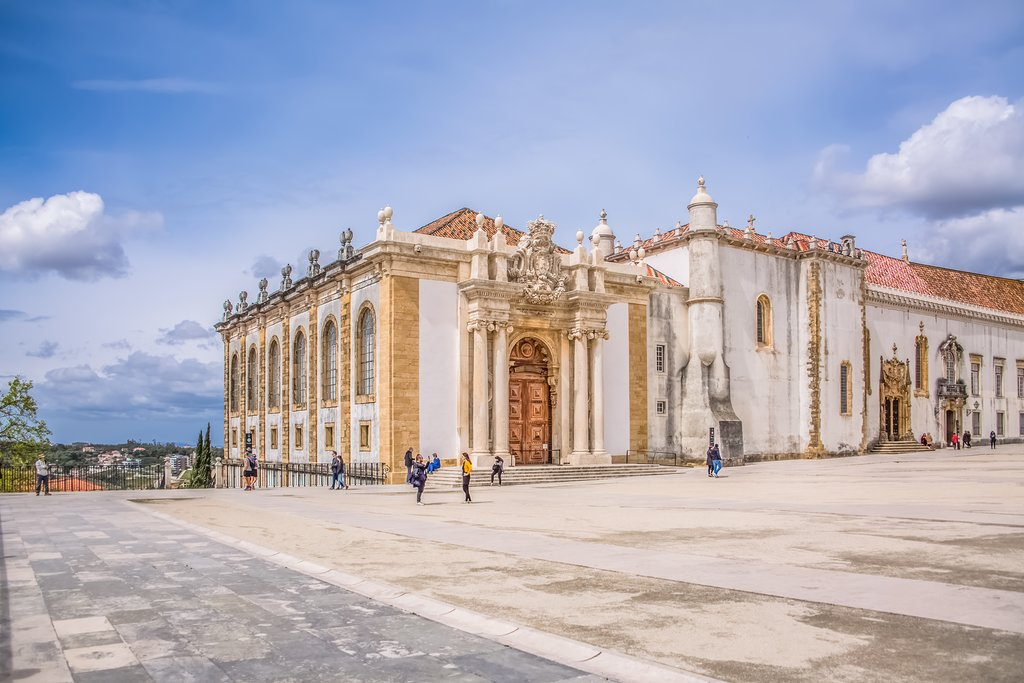 How to Get from Porto to Coimbra