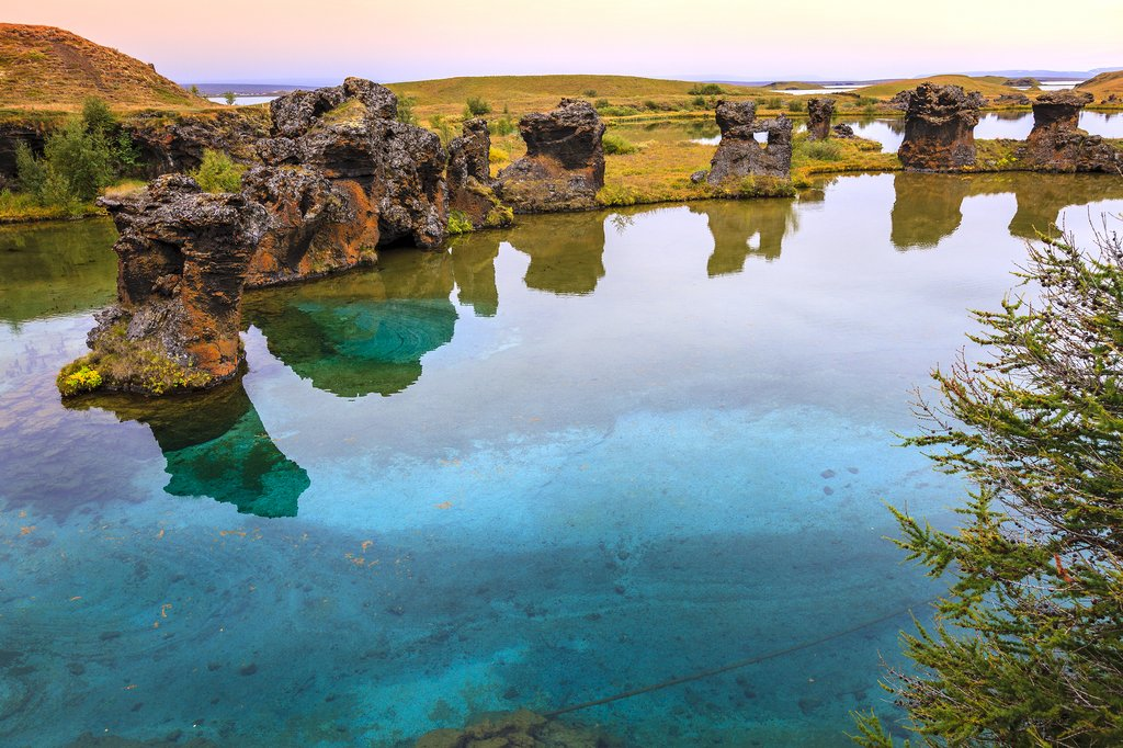 This otherworldly area of Iceland is worth an entire day at least