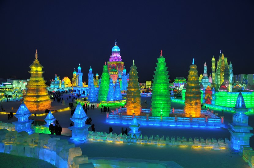 × Harbin-Ice-Snow-Sculpture