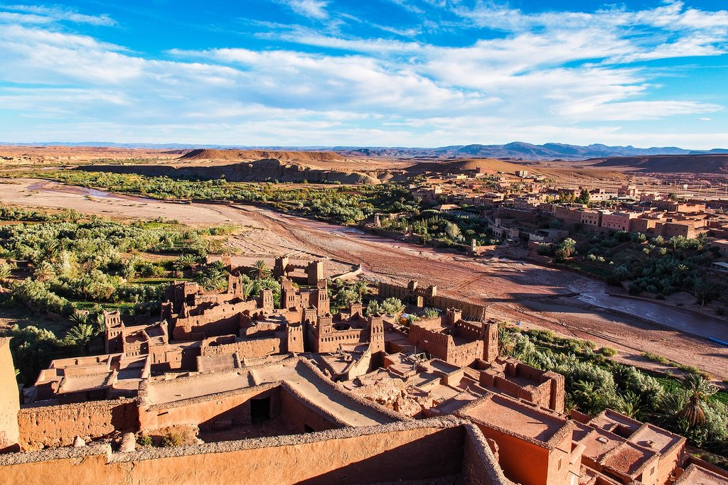 How to Get from Todra Gorge to Aït Benhaddou