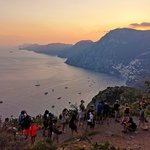 Hiking the Path of Gods on the Amalfi Coast