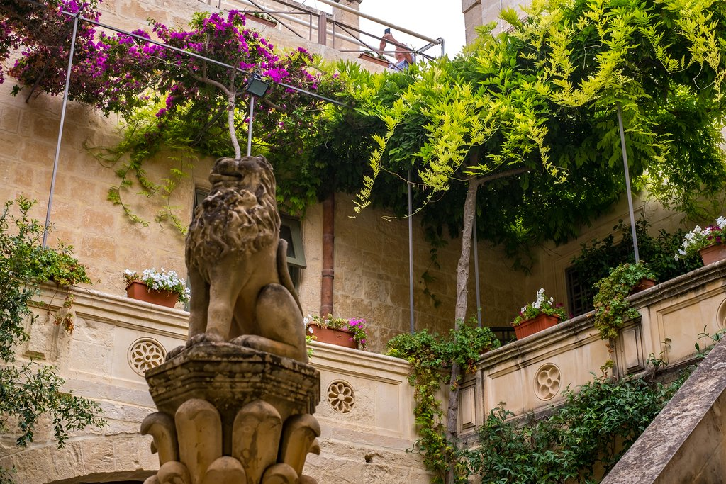 The Ancient Capital of Mdina
