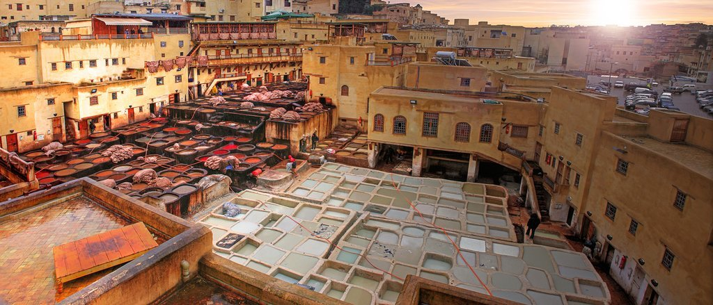 How to Get from Rabat to Fes