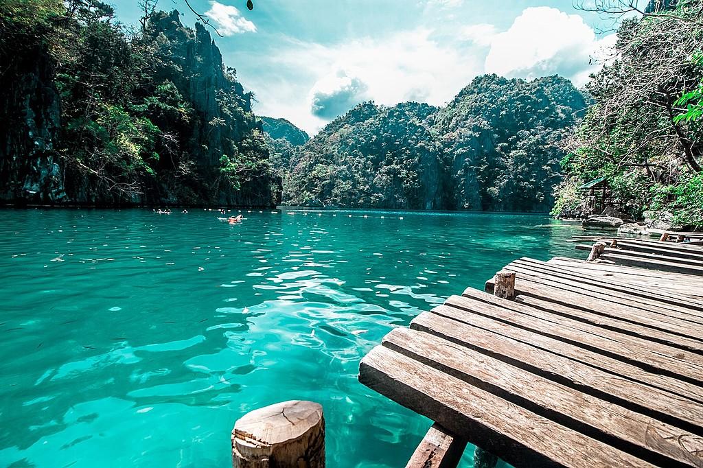 Coron's Kayangan Lake