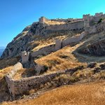 Acrocorinth ruins