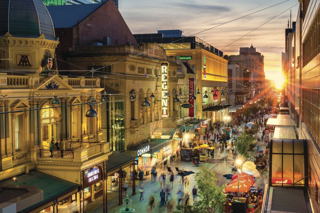 Check out all the sights on your Adelaide city tour