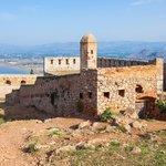 The fortress at Palamidi Castle