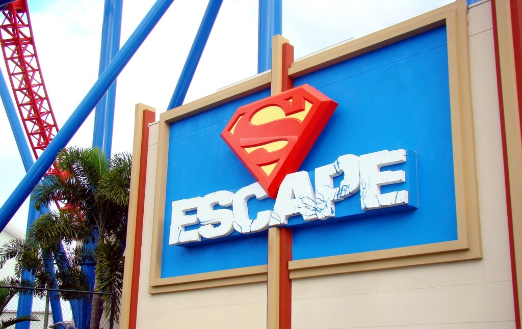 Enjoy a day of fun at Movie World