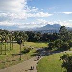 Views of Mt. Vesuvius