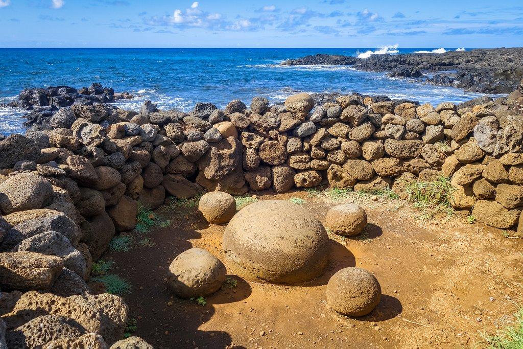 Ahu Te Pito Kura, Easter Island