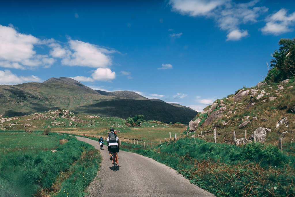 Cycling in County Kerry