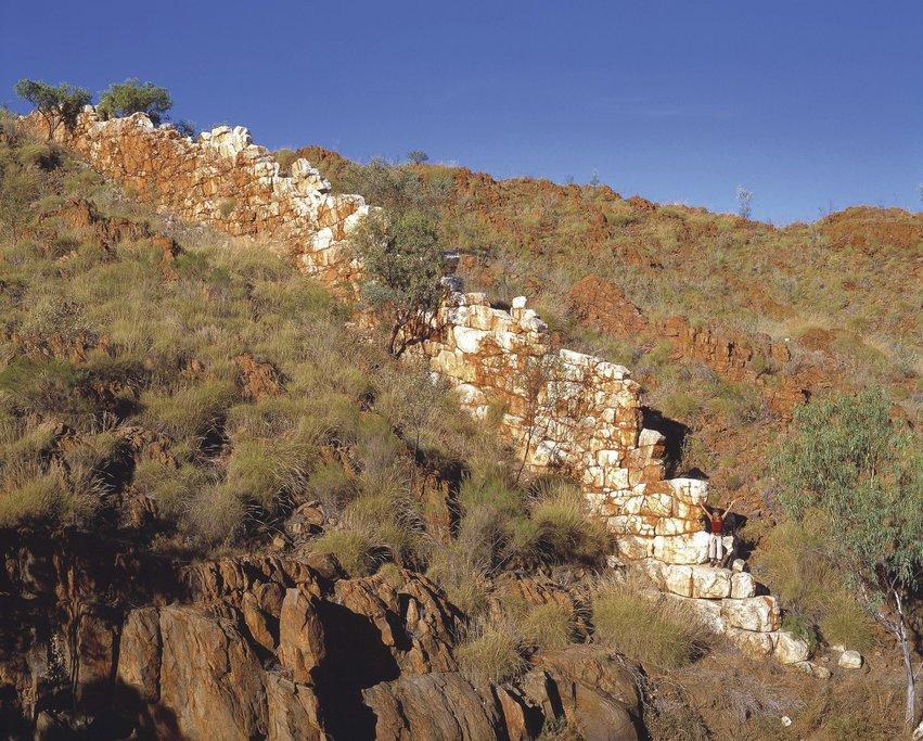 China Wall ©Tourism Western Australia
