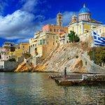 Hermoupolis Walking Tour on Syros