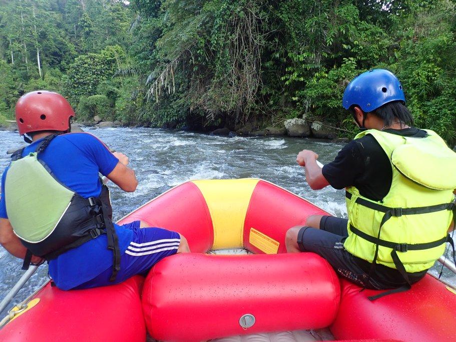 Nimanga River Rafting