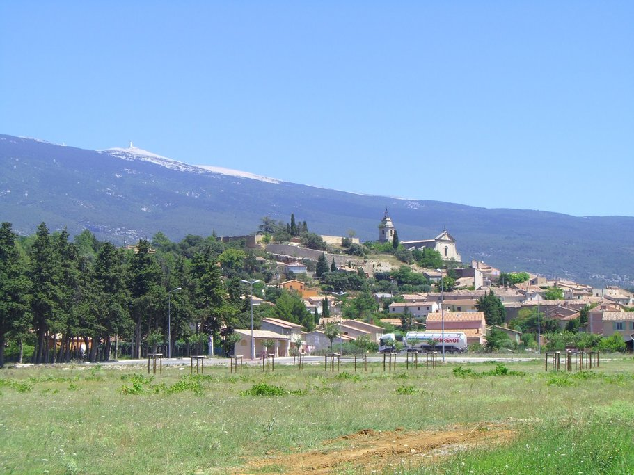 Bédoin countryside