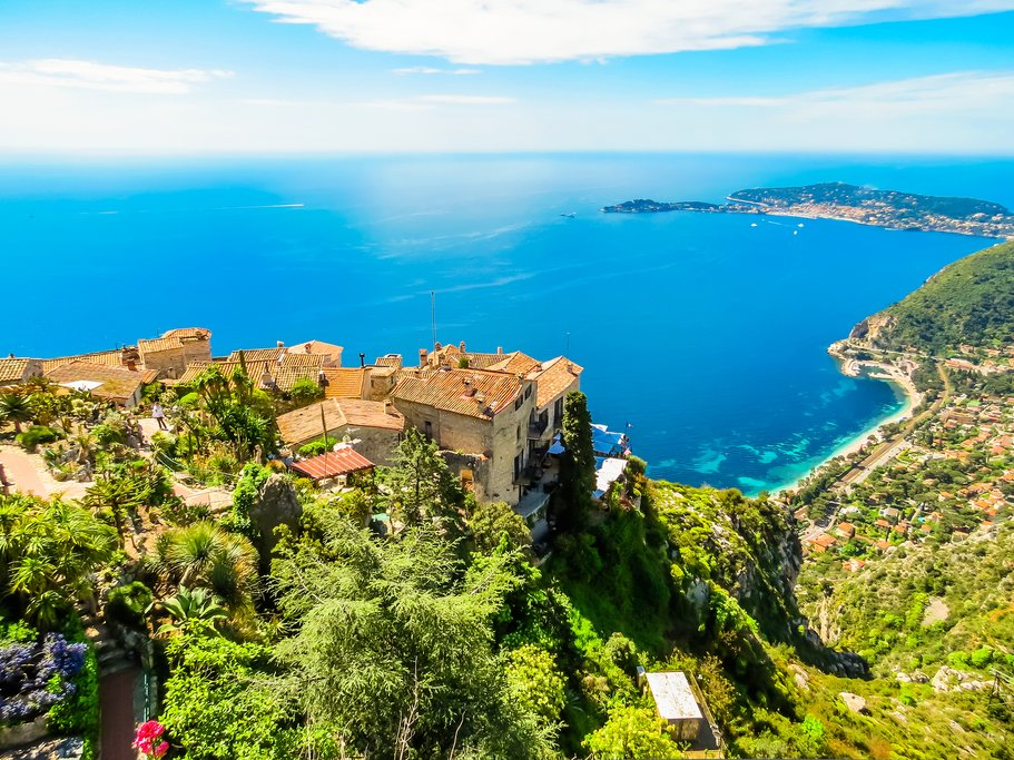 How to Get from Nice to Eze