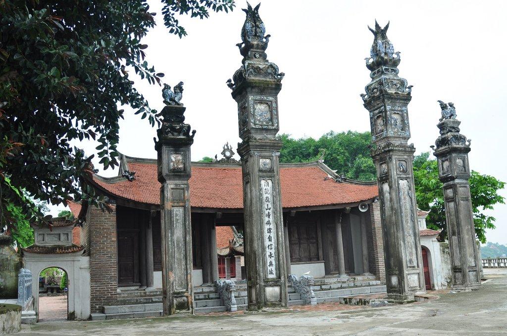 Dong Ngac Communal House