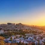 Athens Orientation Driving Tour