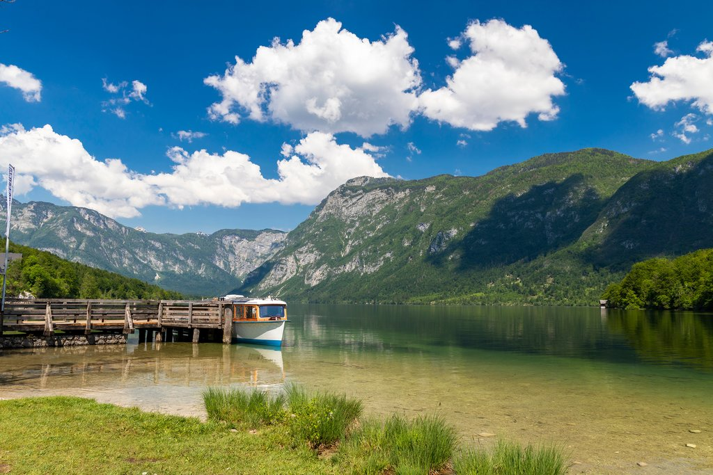 How to Get from Logarska dolina to Bohinj