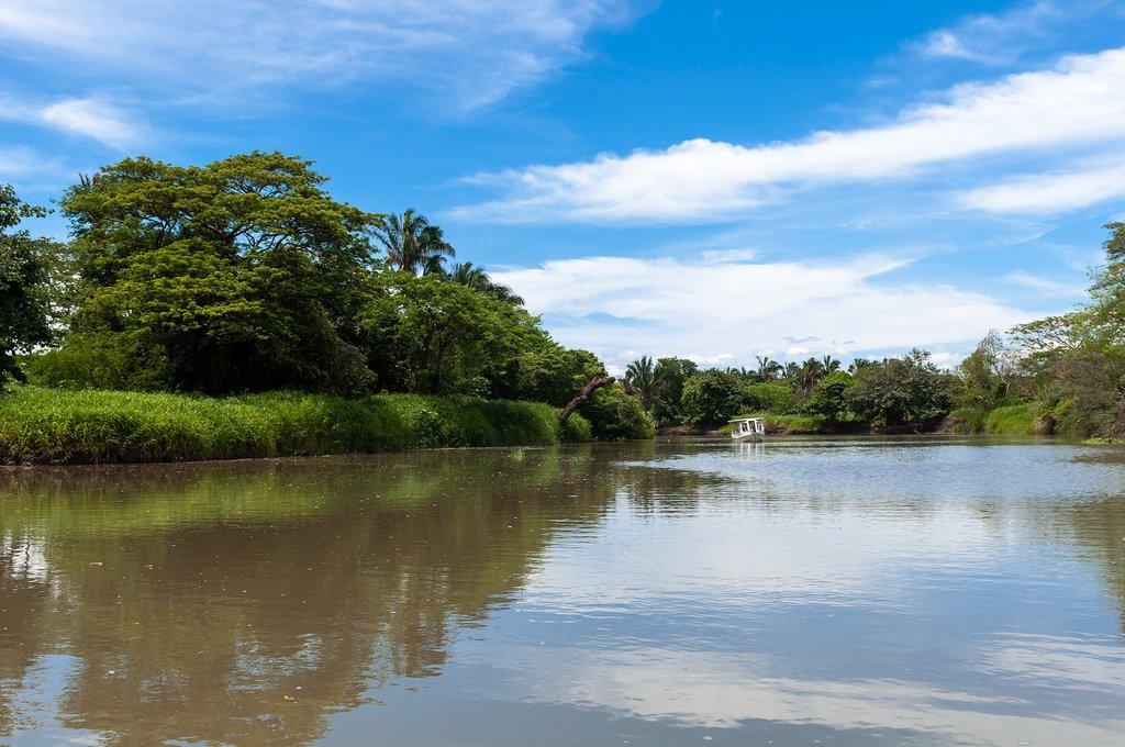 The Sarapiqui River