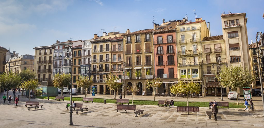How to Get from San Sebastian to Pamplona
